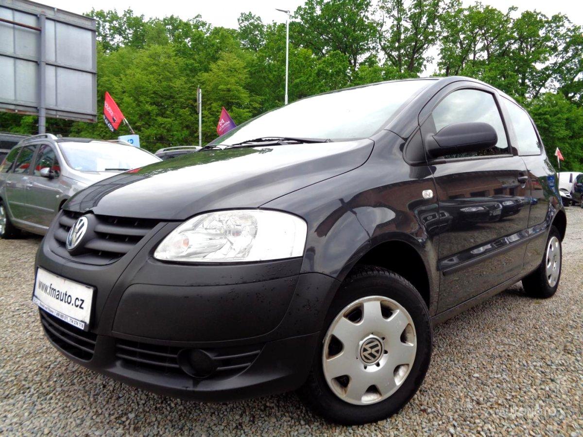 Volkswagen Fox, 2007 - celkový pohled