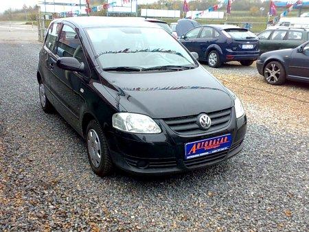 Volkswagen Fox, 2007