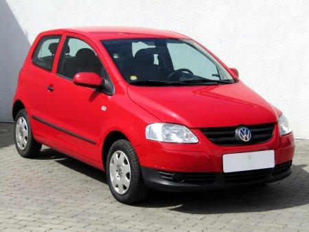 Volkswagen Fox, 2006
