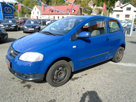 Volkswagen Fox, 2005