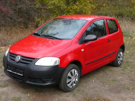 Volkswagen Fox, 2008