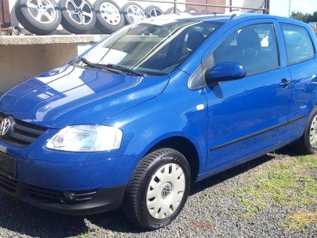 Volkswagen Fox, 2008