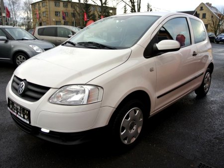 Volkswagen Fox, 2007