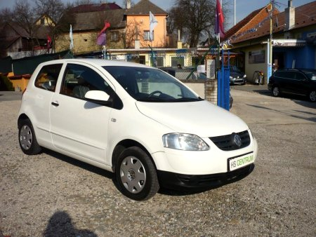 Volkswagen Fox, 2010