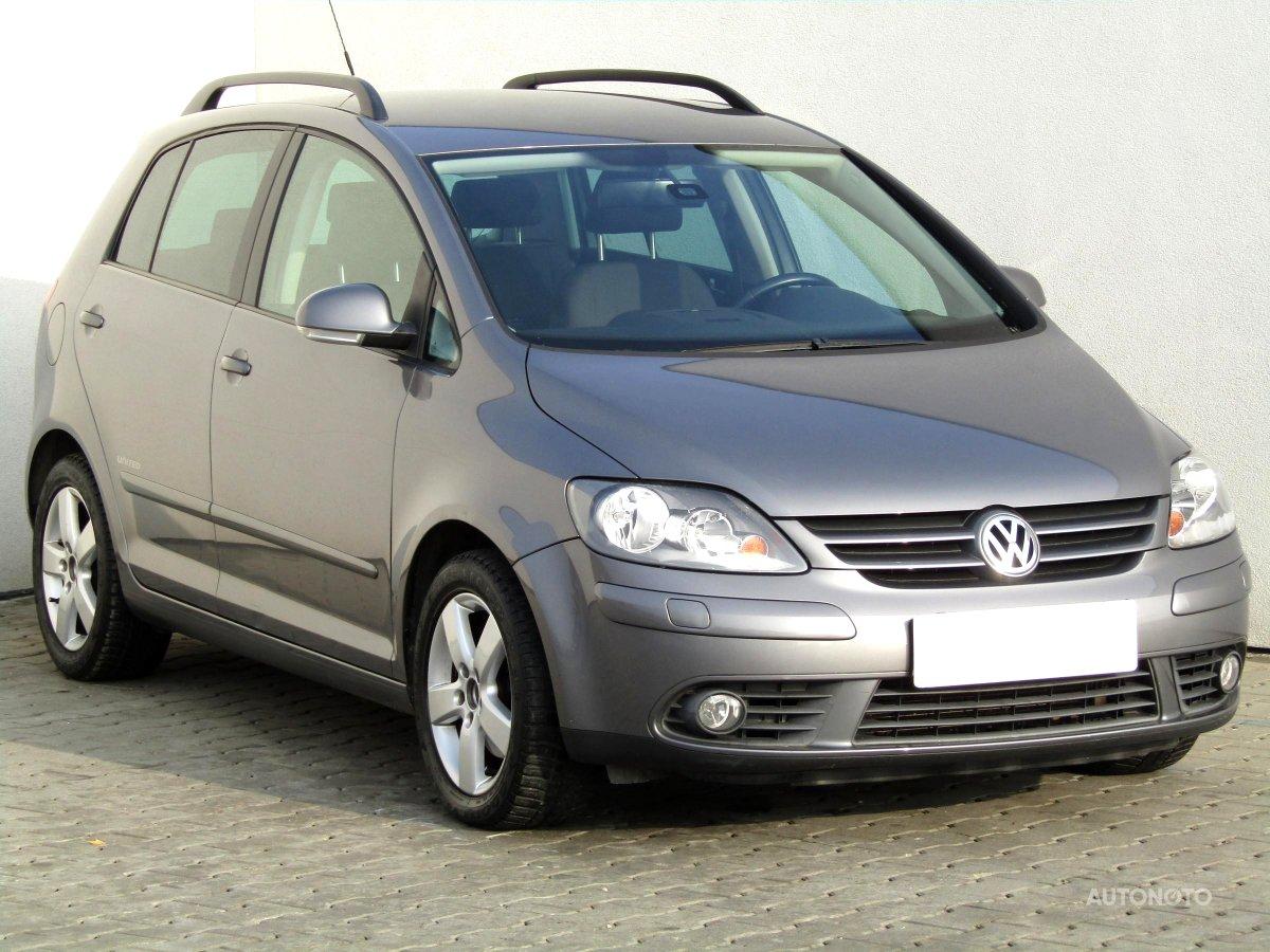 Volkswagen Golf Plus, 2008 - celkový pohled