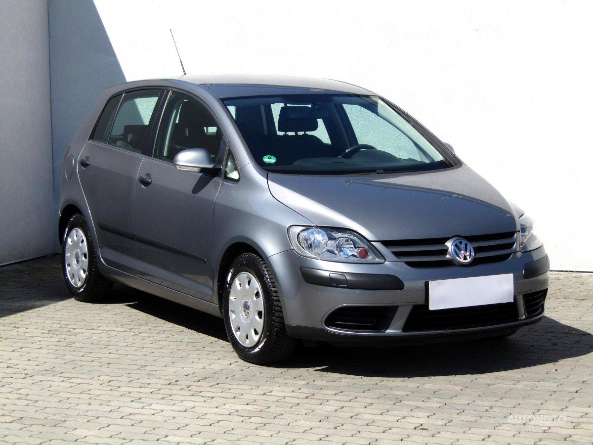 Volkswagen Golf Plus, 2005 - celkový pohled
