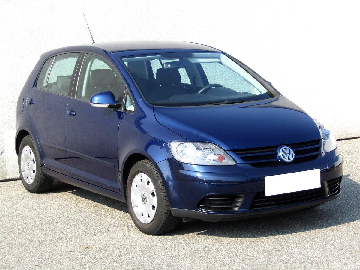 Volkswagen Golf Plus, 2006 - celkový pohled