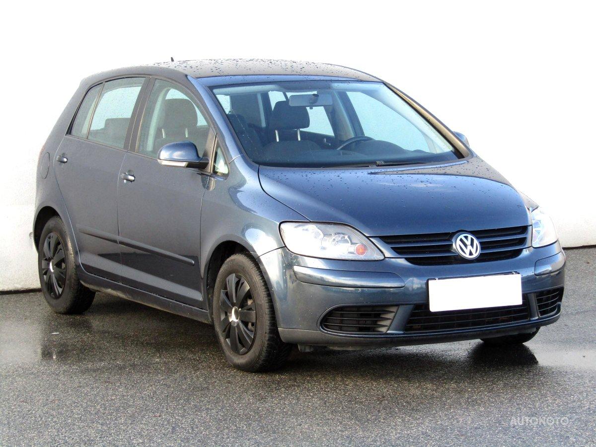 Volkswagen Golf Plus, 2007 - celkový pohled