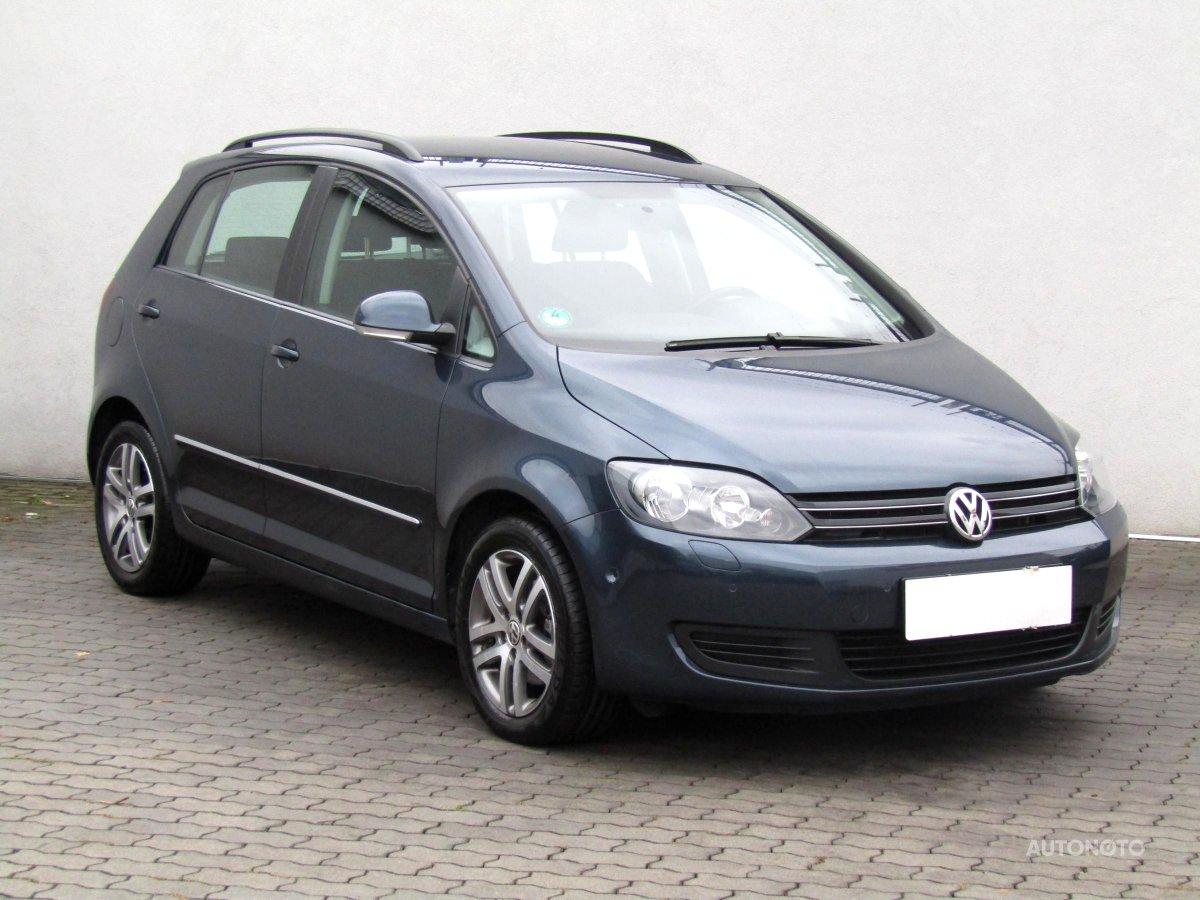 Volkswagen Golf Plus, 2009 - celkový pohled