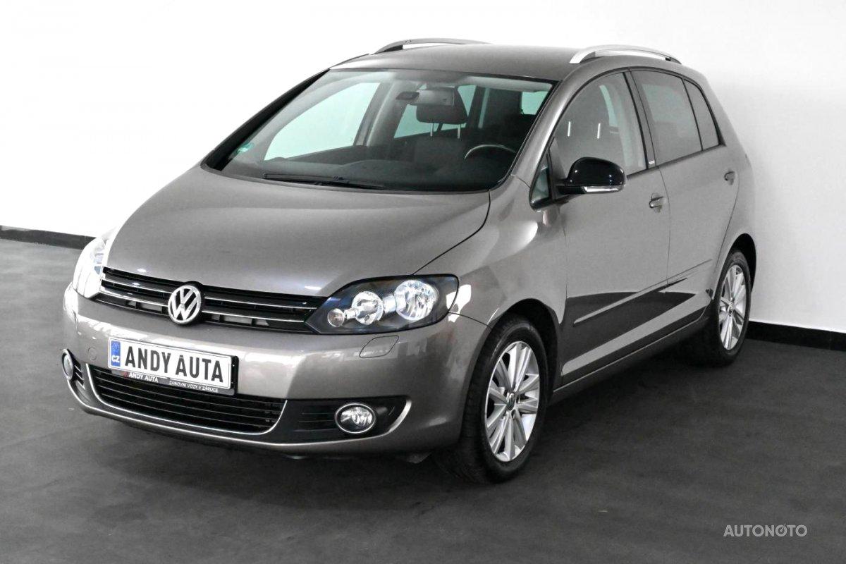 Volkswagen Golf Plus, 2012 - celkový pohled
