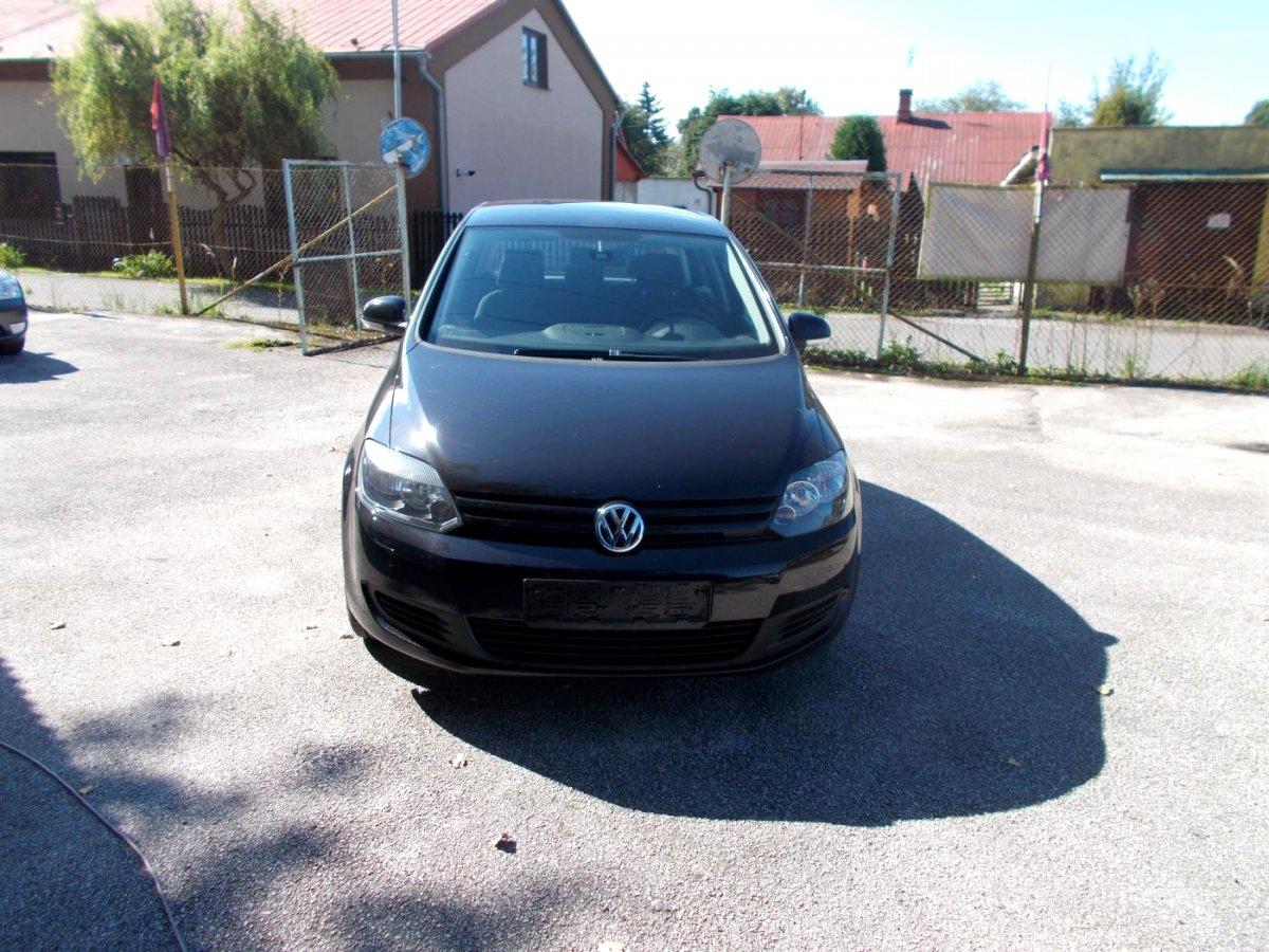 Volkswagen Golf Plus, 2010 - celkový pohled