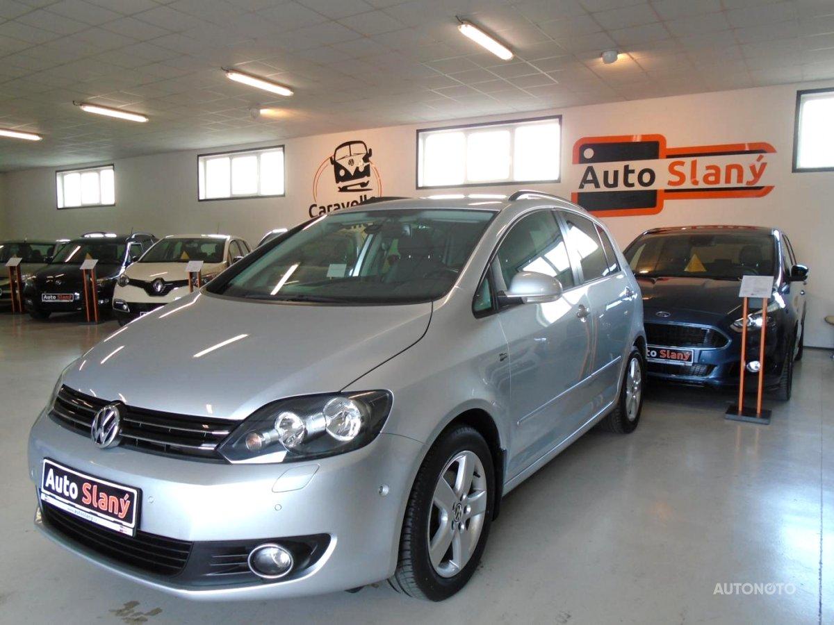 Volkswagen Golf Plus, 2011 - celkový pohled