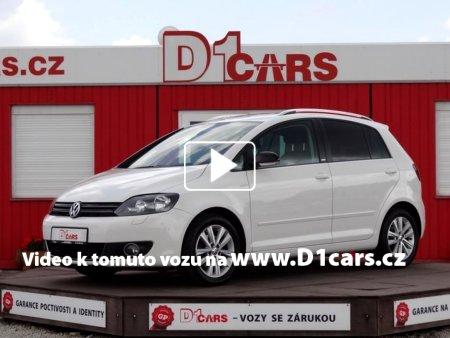 Volkswagen Golf Plus, 2011
