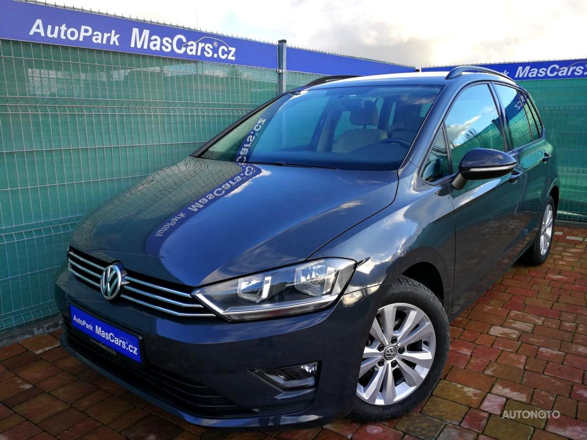 Volkswagen Golf Sportsvan, 2015 - celkový pohled