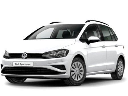 Volkswagen Golf Sportsvan, 2018