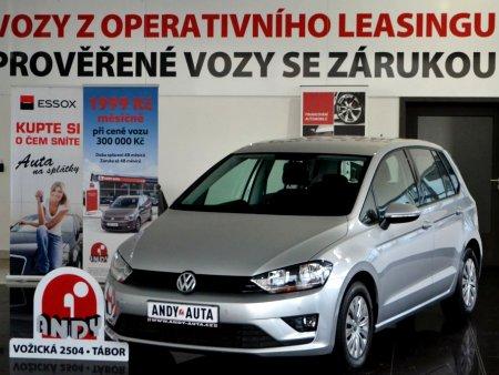 Volkswagen Golf Sportsvan, 2014