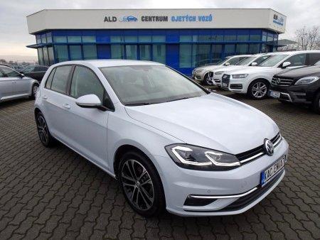 Volkswagen Golf VII, 2018