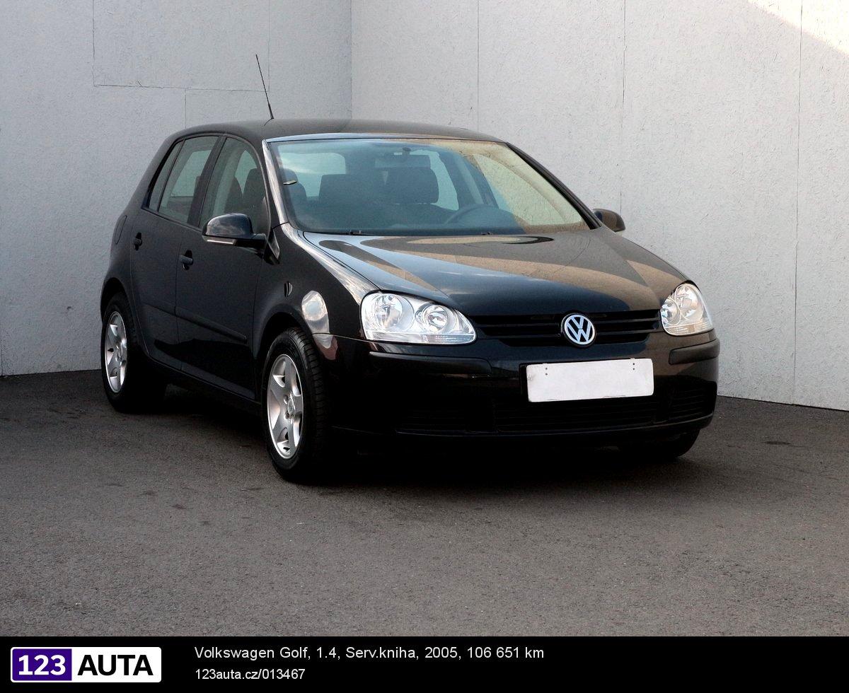 Volkswagen Golf, 2006 - celkový pohled