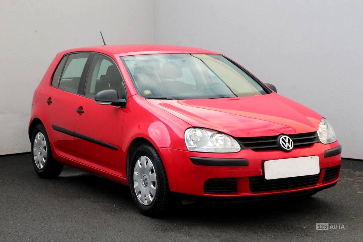 Volkswagen Golf, 2007 - celkový pohled