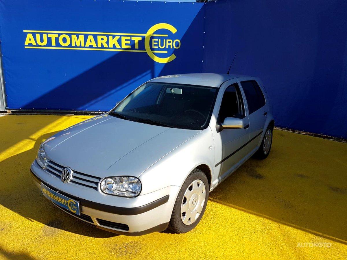 Volkswagen Golf, 2000 - celkový pohled