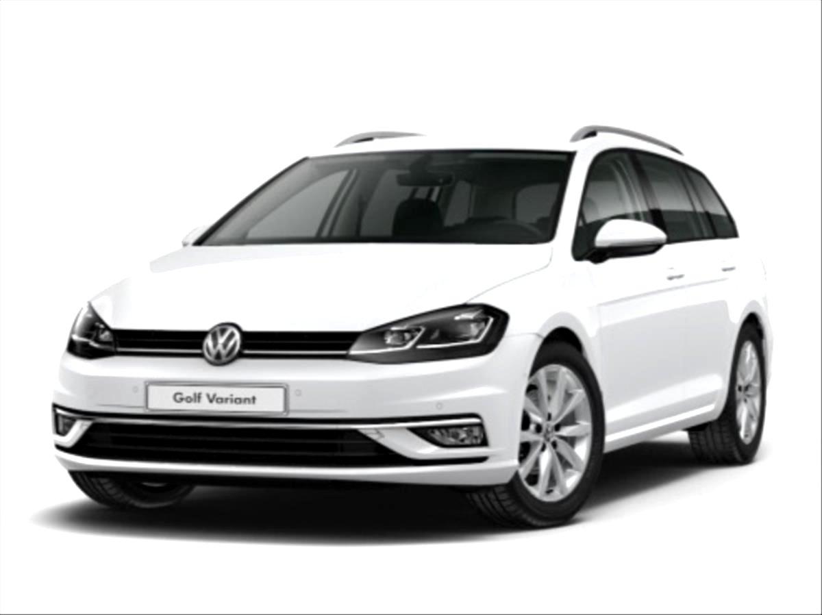 Volkswagen Golf, 2018 - celkový pohled