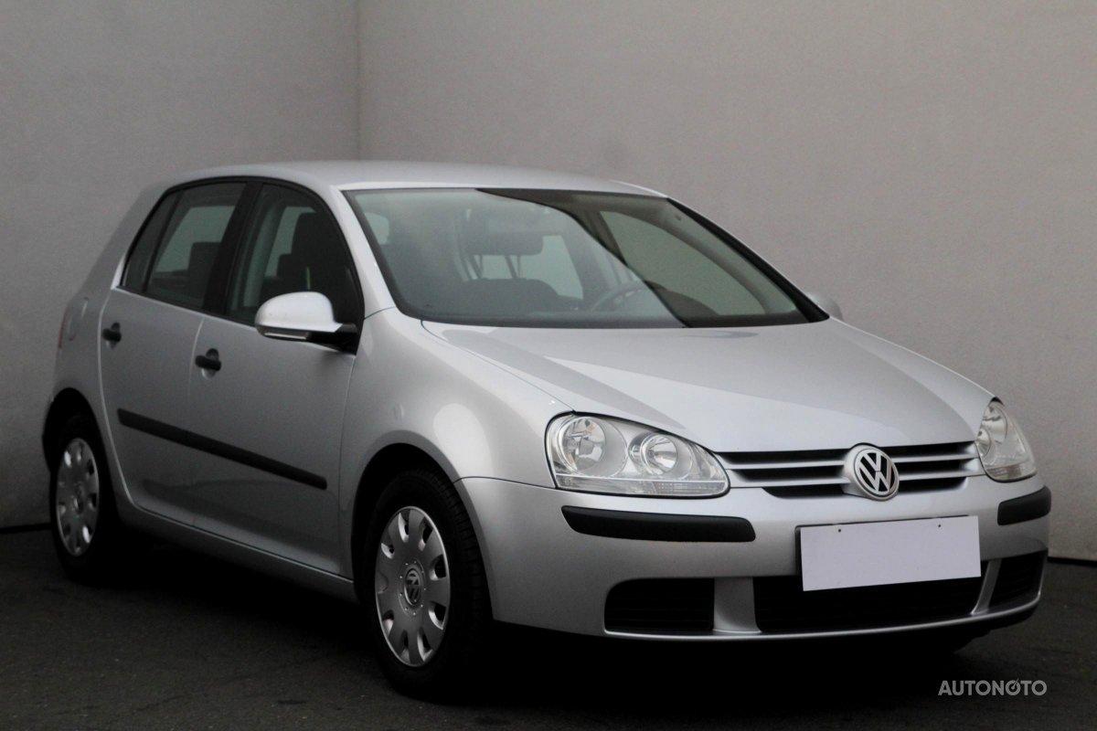 Volkswagen Golf, 2005 - celkový pohled