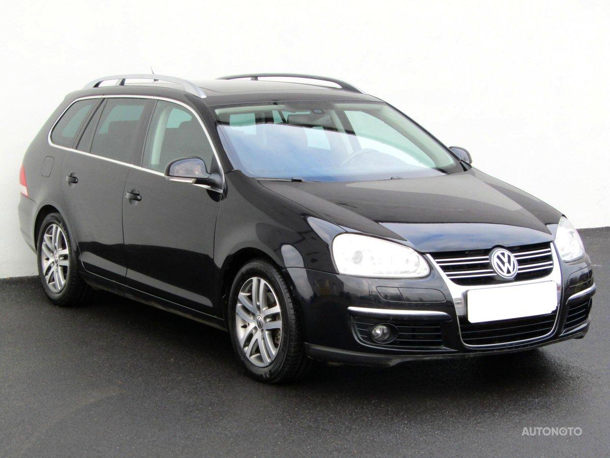 Volkswagen Golf, 2008 - celkový pohled