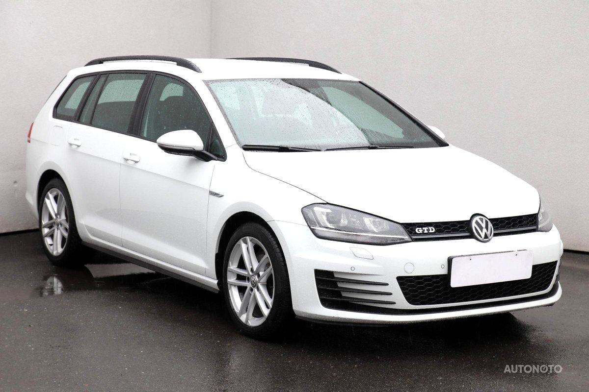 Volkswagen Golf, 2015 - celkový pohled