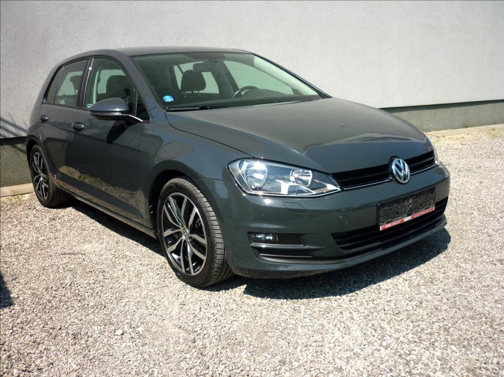 Volkswagen Golf, 2015 - pohled č. 2