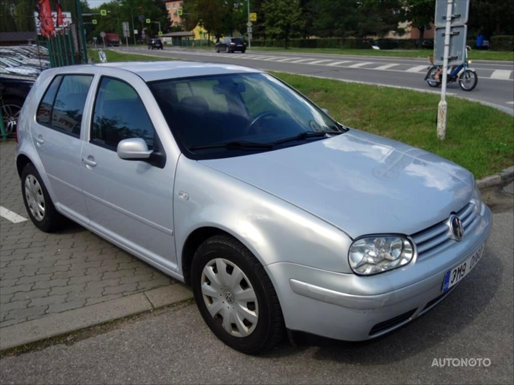 Volkswagen Golf, 1998 - celkový pohled