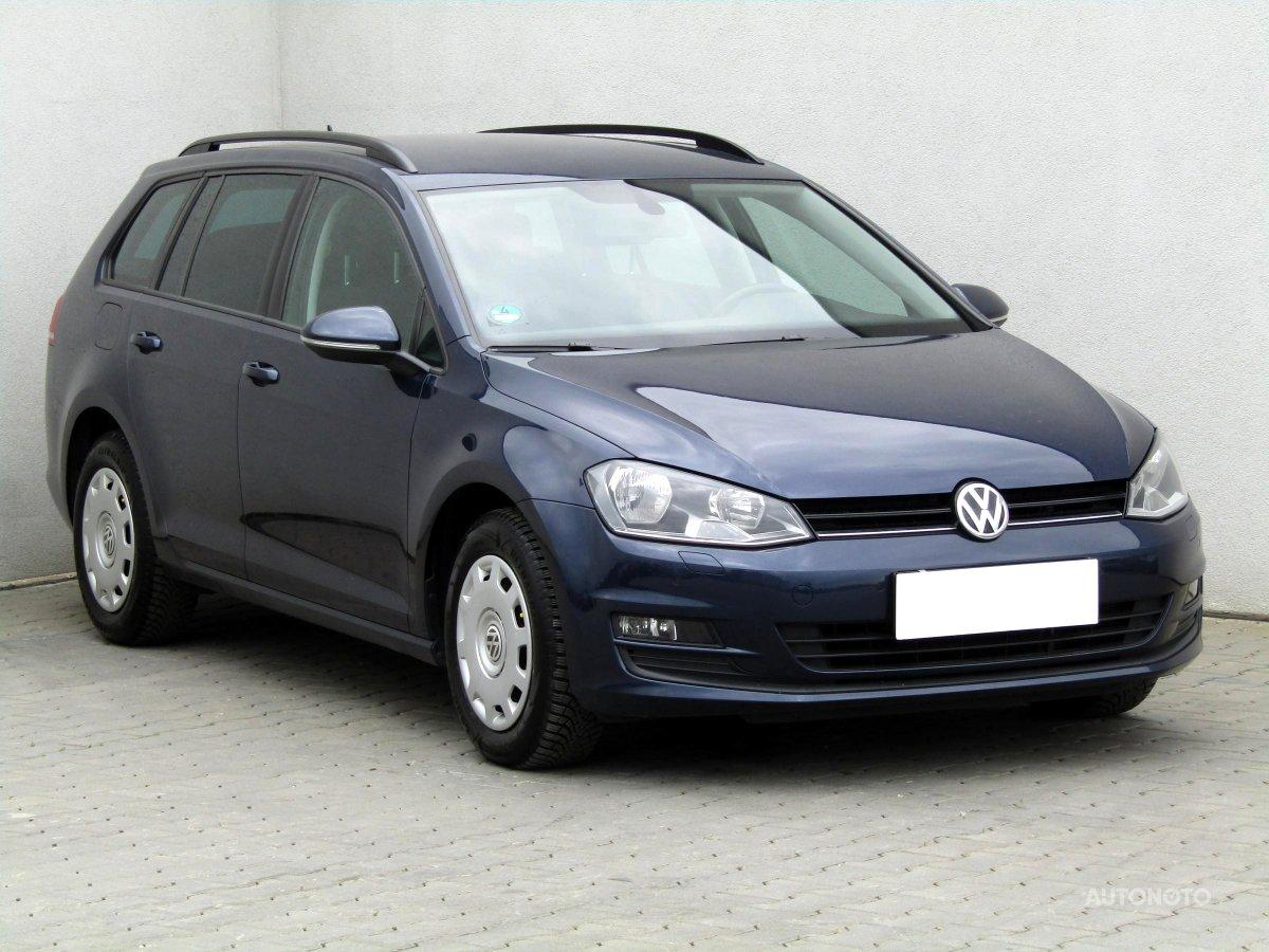 Volkswagen Golf, 2014 - celkový pohled