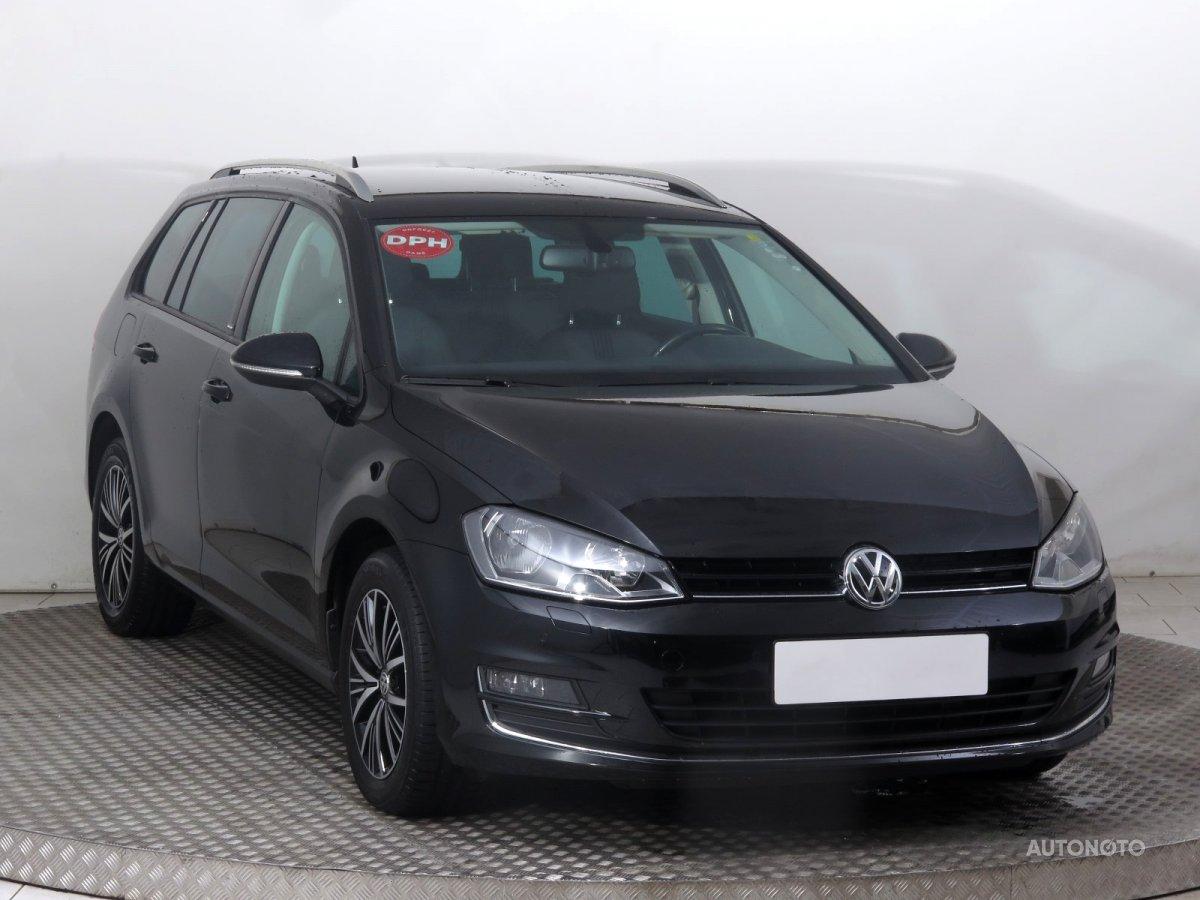 Volkswagen Golf, 2016 - celkový pohled