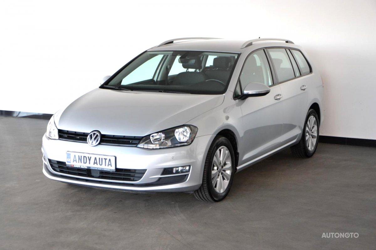 Volkswagen Golf, 2017 - celkový pohled
