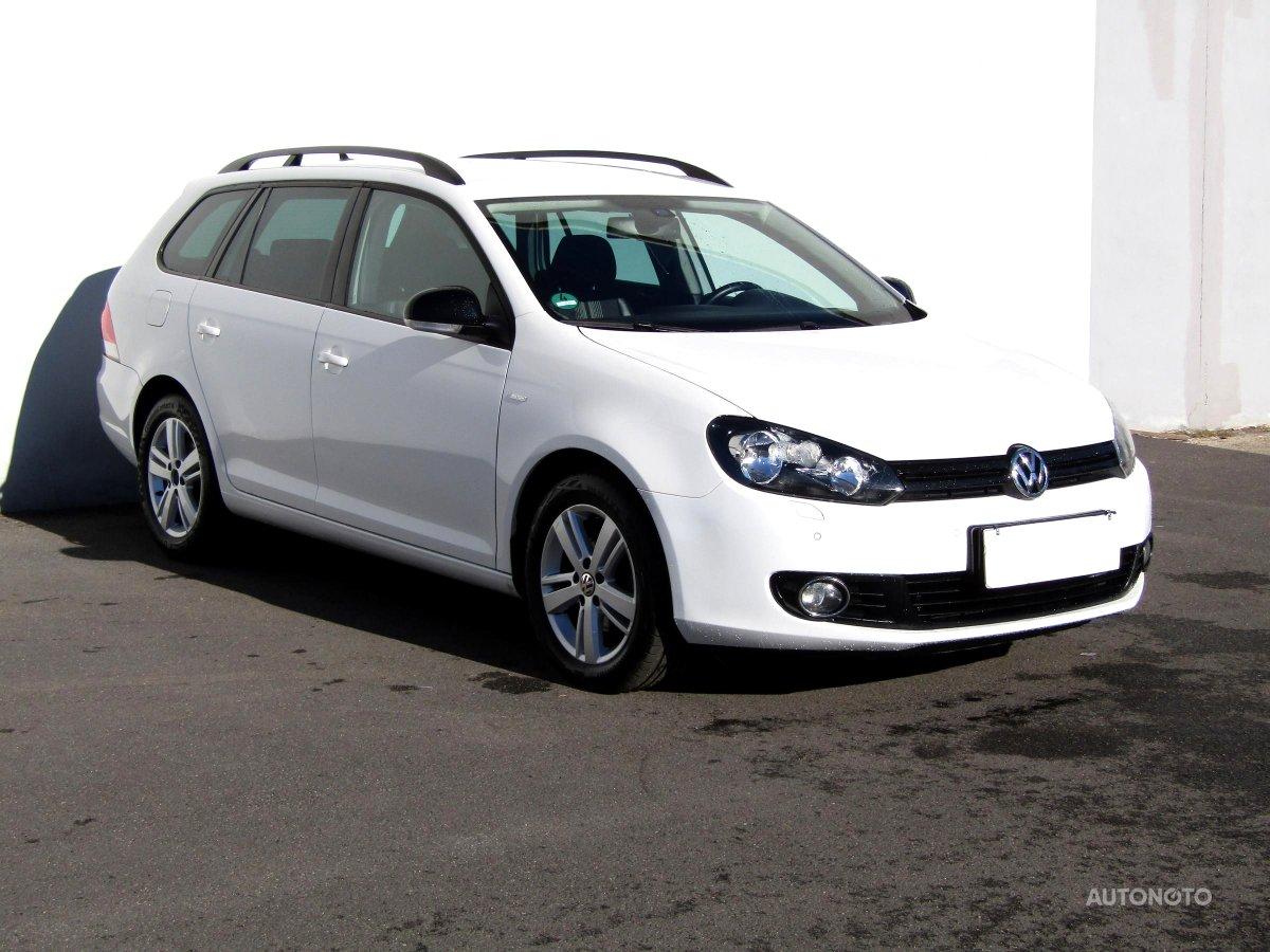 Volkswagen Golf, 2013 - celkový pohled
