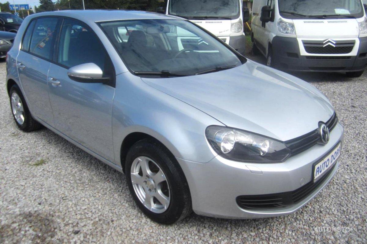 Volkswagen Golf, 2009 - celkový pohled
