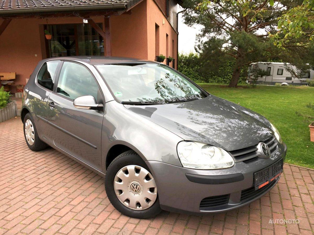 Volkswagen Golf, 2004 - celkový pohled