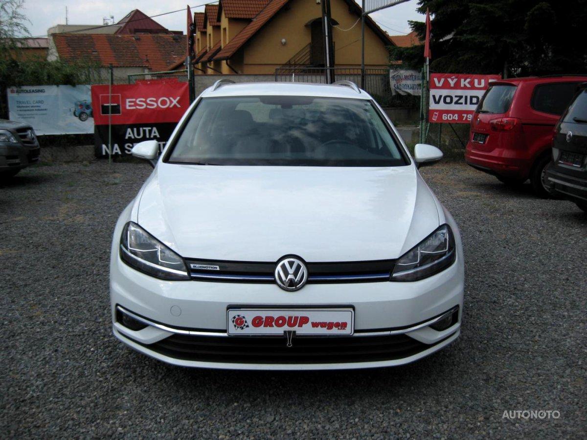 Volkswagen Golf, 2019 - celkový pohled