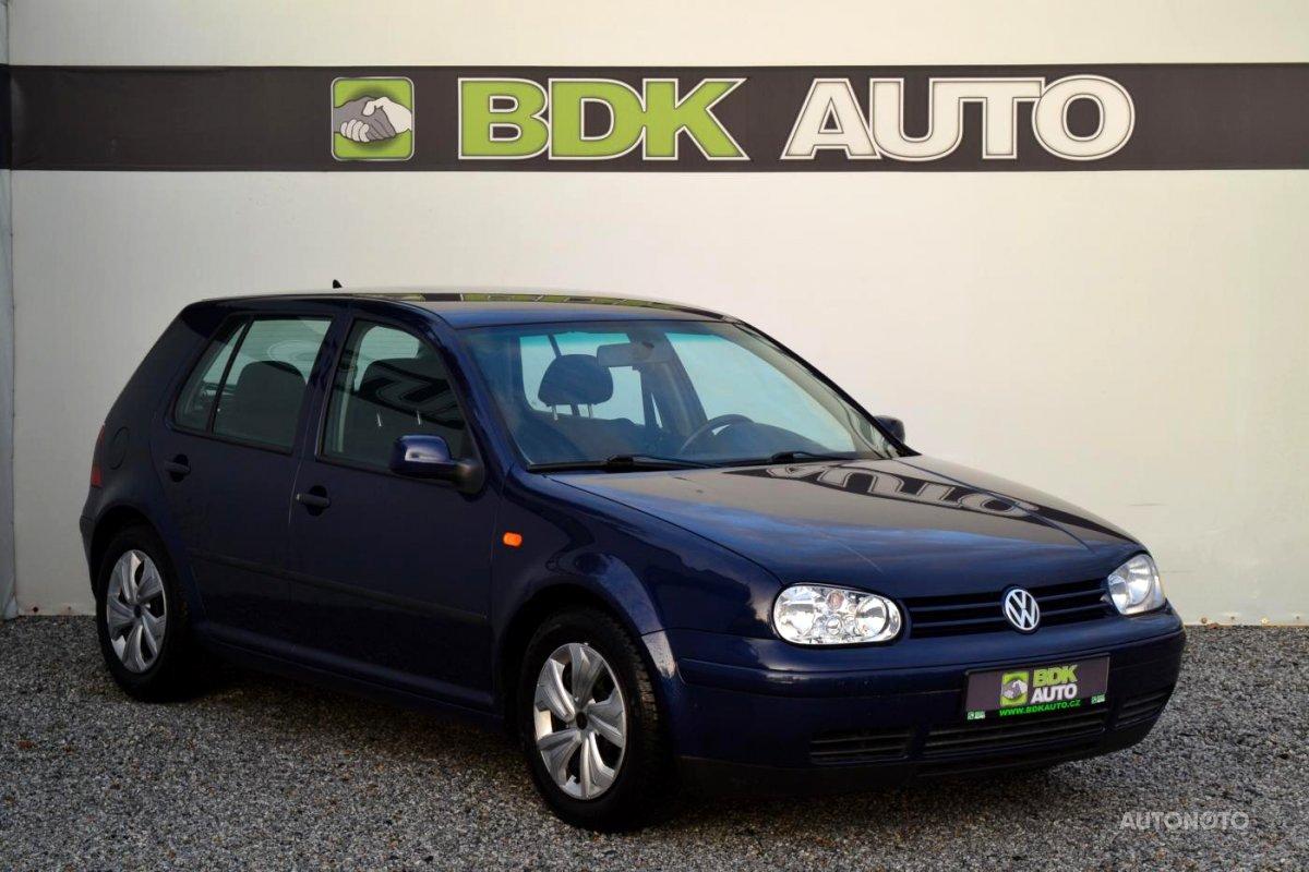 Volkswagen Golf, 1999 - celkový pohled