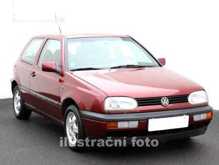 Volkswagen Golf, 1996