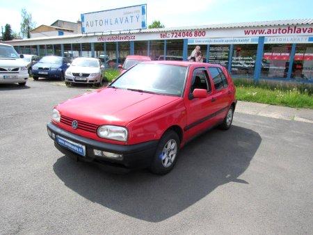 Volkswagen Golf, 1995