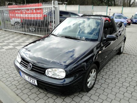 Volkswagen Golf, 1999