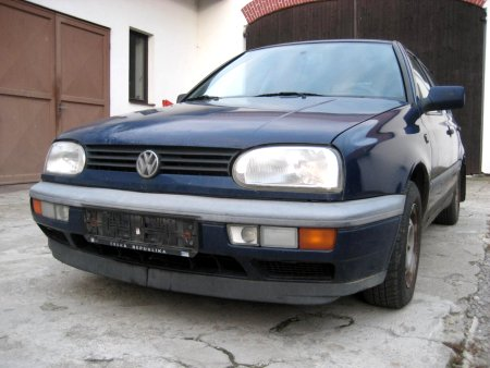 Volkswagen Golf, 1995