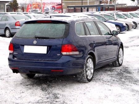 Volkswagen Golf, 2010 - pohled č. 5
