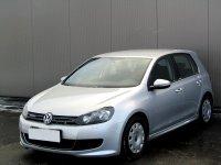 Volkswagen Golf, 2010 - pohled č. 3