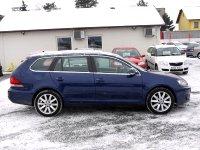 Volkswagen Golf, 2010 - pohled č. 4