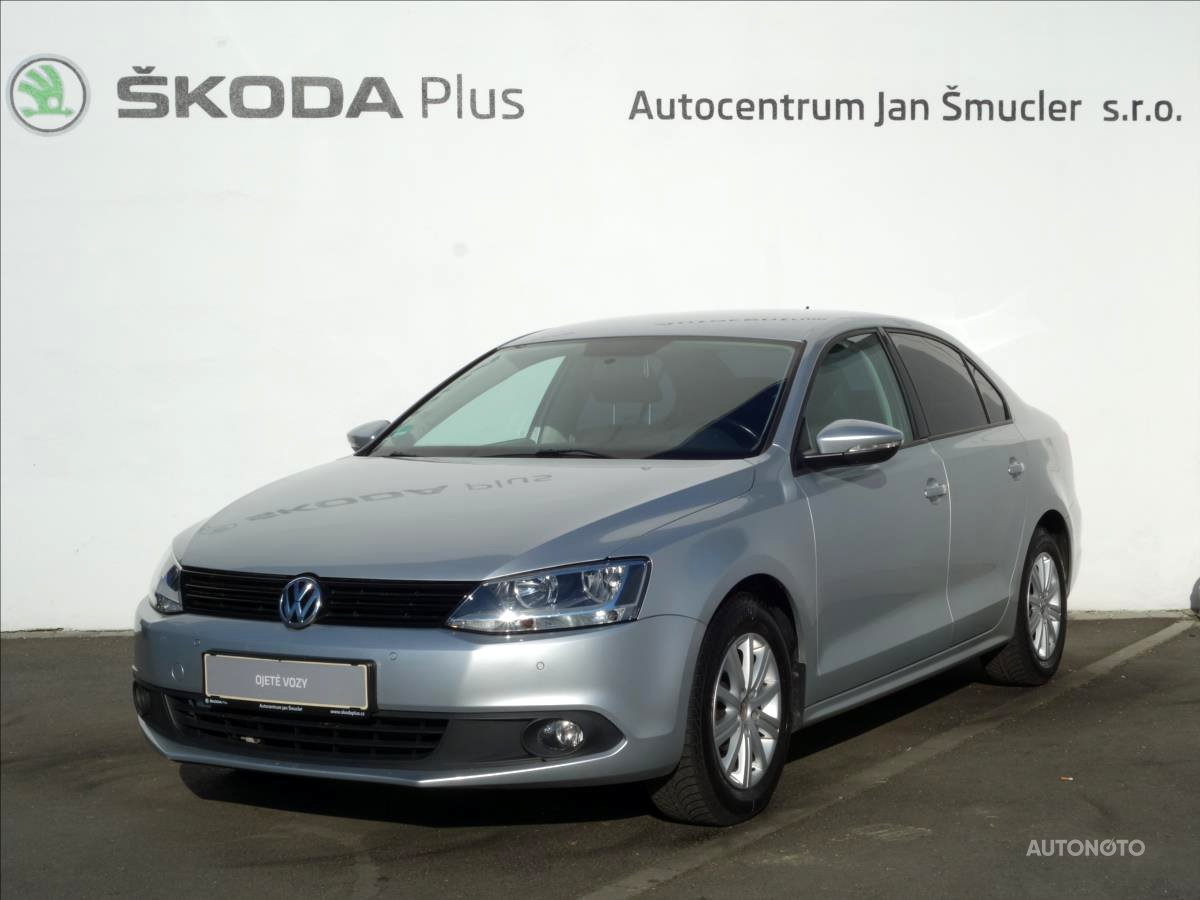 Volkswagen Jetta, 2011 - celkový pohled