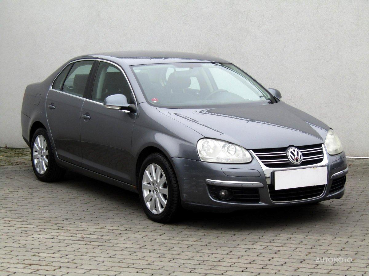 Volkswagen Jetta, 2007 - celkový pohled