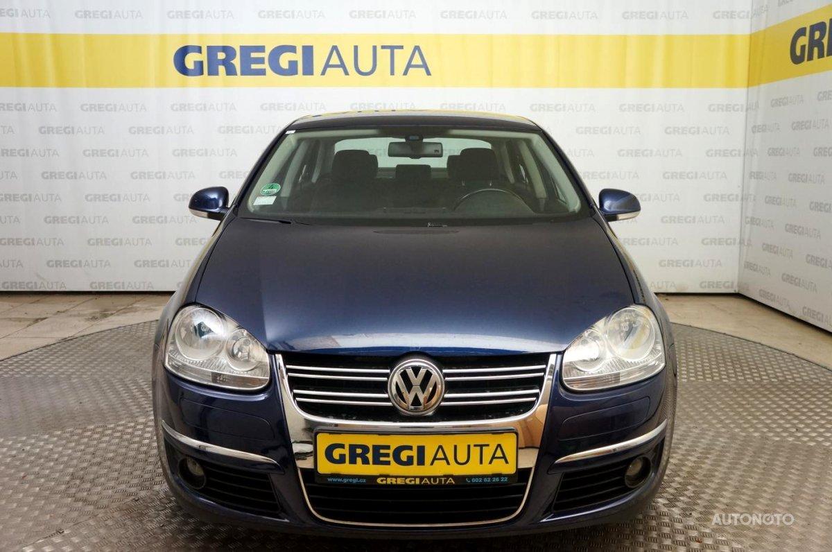 Volkswagen Jetta, 2009 - celkový pohled