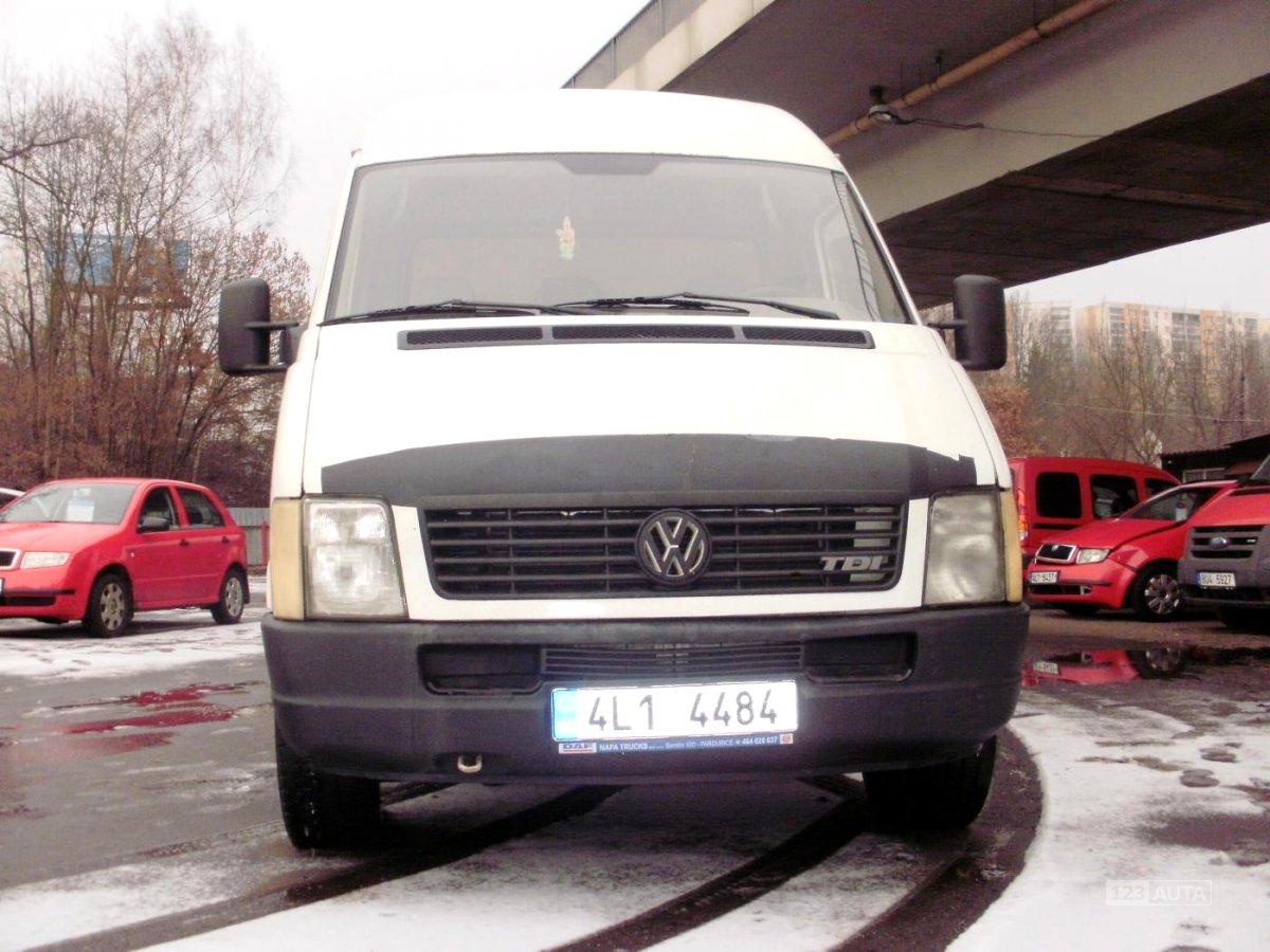 Volkswagen LT, 1998 - celkový pohled