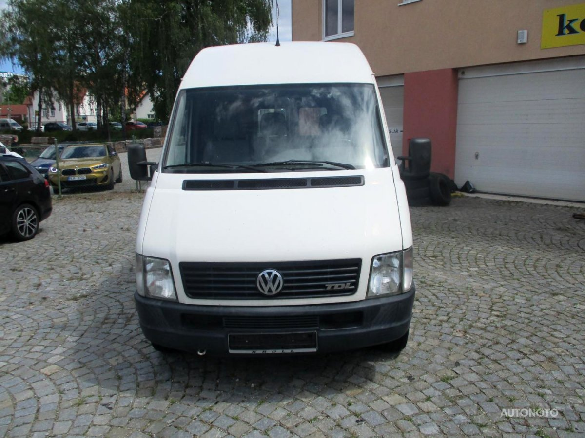 Volkswagen LT, 2005 - celkový pohled